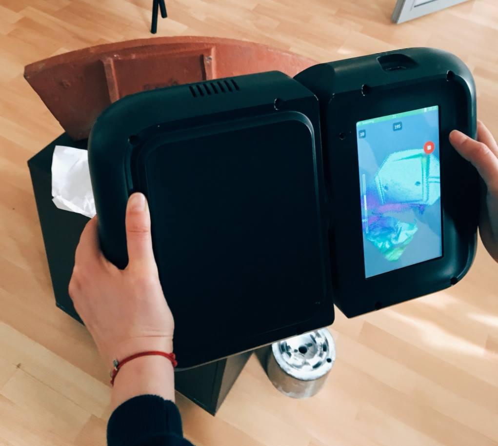 Máy quét 3d cầm tay - máy scan 3d cầm tay
