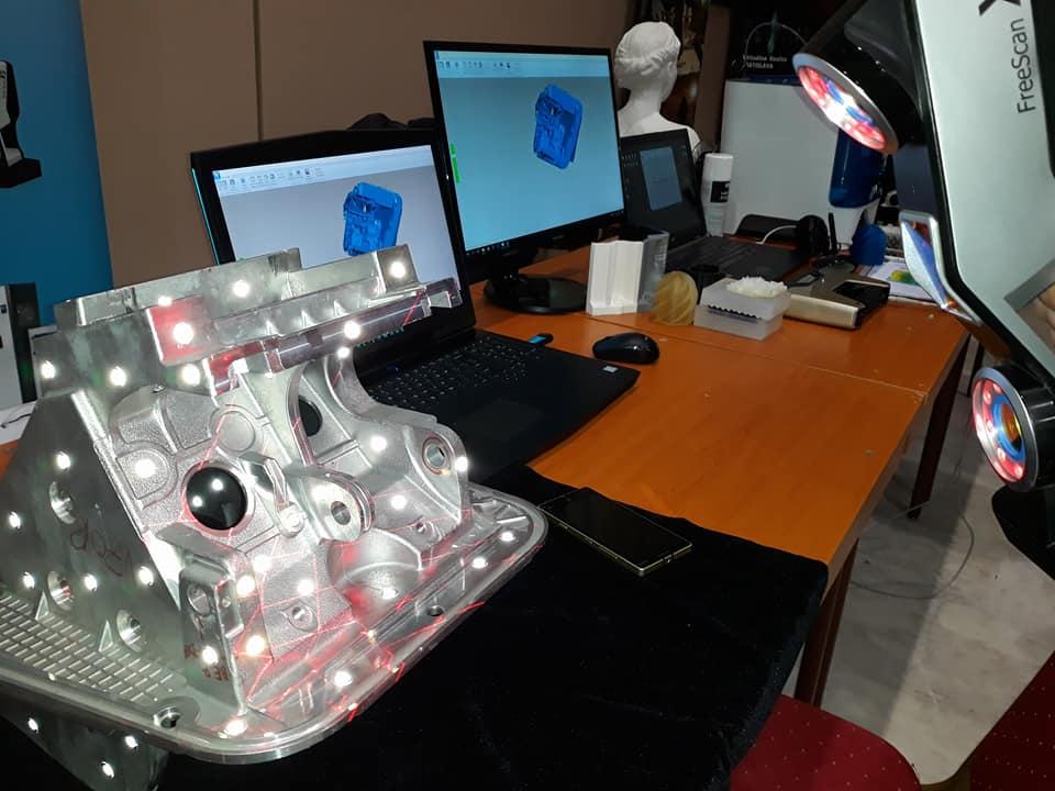 Dịch vụ scan 3D ( Dịch vụ quét 3D) tại Thành phố Hồ Chí Minh.