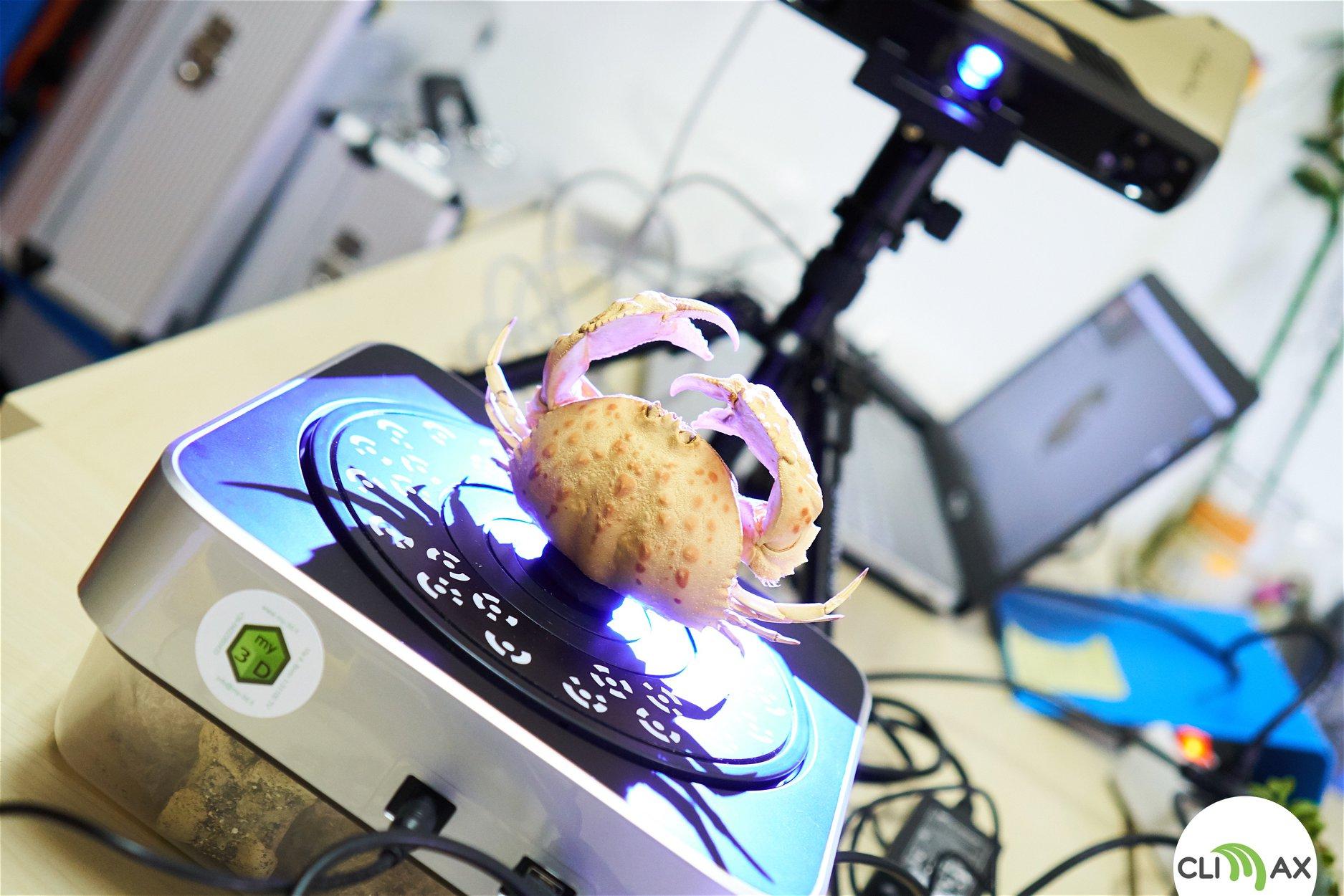 Máy quét 3D Einscan Pro Plus với các chức năng quét:
