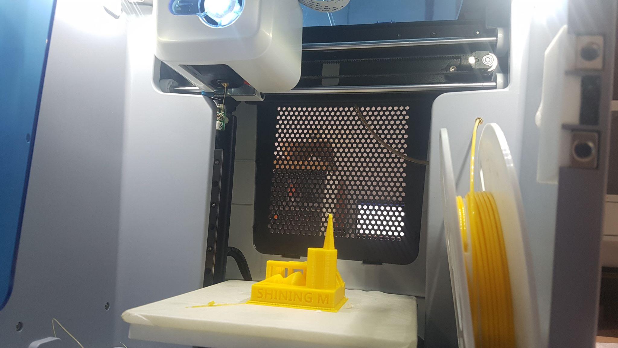 Máy in 3D FDM Cubicon và Máy in 3D FDM Einstart-C
