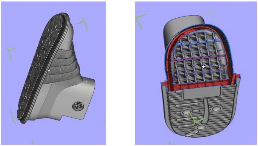 Máy in 3D SLA, Máy in 3D công nghiệp đúng tiêu chuẩn được sử dụng trong các ngành giày dép, sản xuất ốp vỏ ô tô, linh kiện kỹ thuật... Máy in 3D...