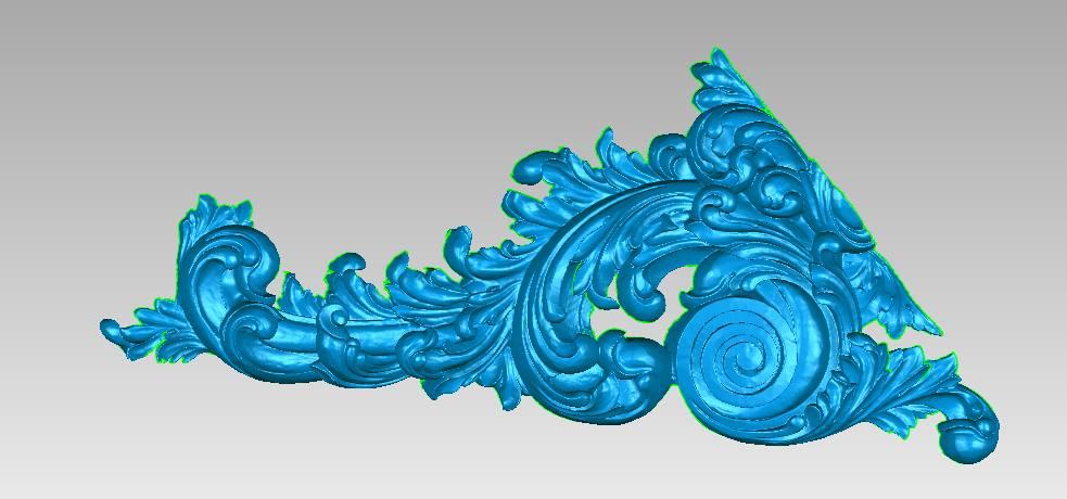 Từ máy quét 3D đến Jdpaint | Quét 3D xuất file Jdpaint- STL