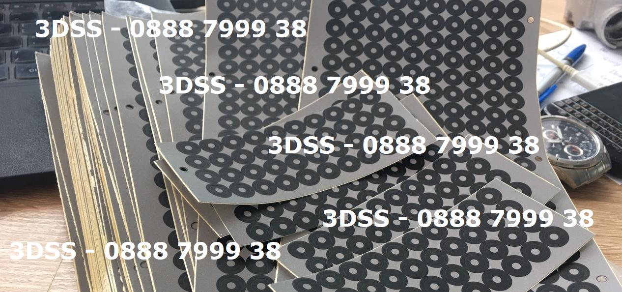 Điểm dán quét 3D | Giấy dán điểm Scan 3d (Paper markers for 3d).