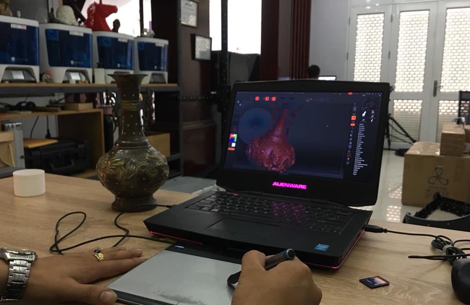Ngành đúc đồng tạo mẫu đúc bằng công nghệ 3D. Tiết kiệm thời gian - Nâng cao chất lượng sản phẩm nhờ sử dụng công nghệ 3D trong ngành đúc đồng.