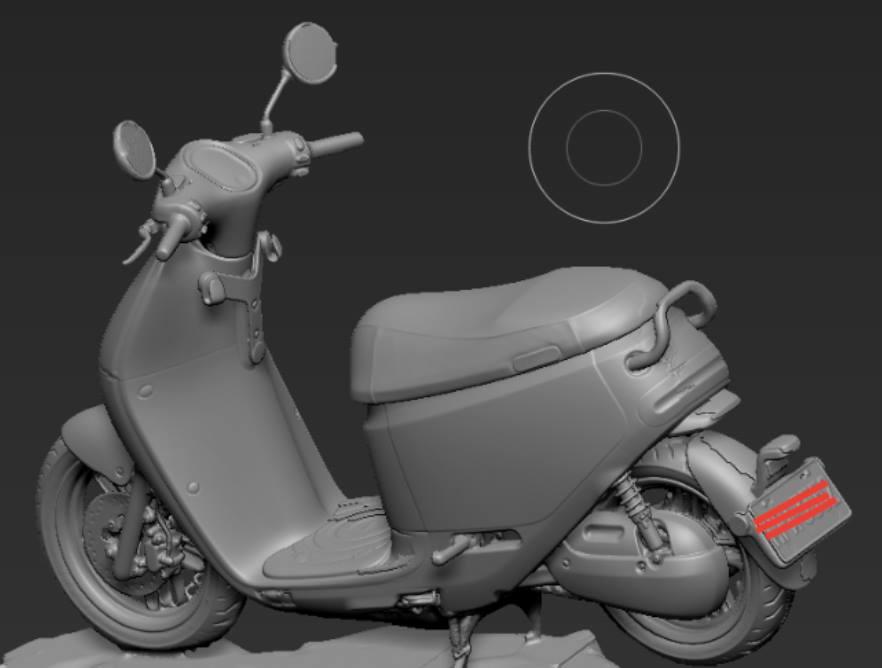 Máy quét 3D Einscan quét xe máy nhanh, hoàn chỉnh. Máy quét 3D Einscan Pro Plus là máy quét 3D bán chạy số 01 thị trường. Máy quét 3D này...