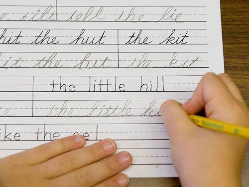 Trường học ở Mỹ đã thay đổi nhiều trong nhiều năm qua. Ở Mỹ, tại các trường học, họ đã sử dụng máy in 3d để giảng dạy cho sinh viên thực hành.