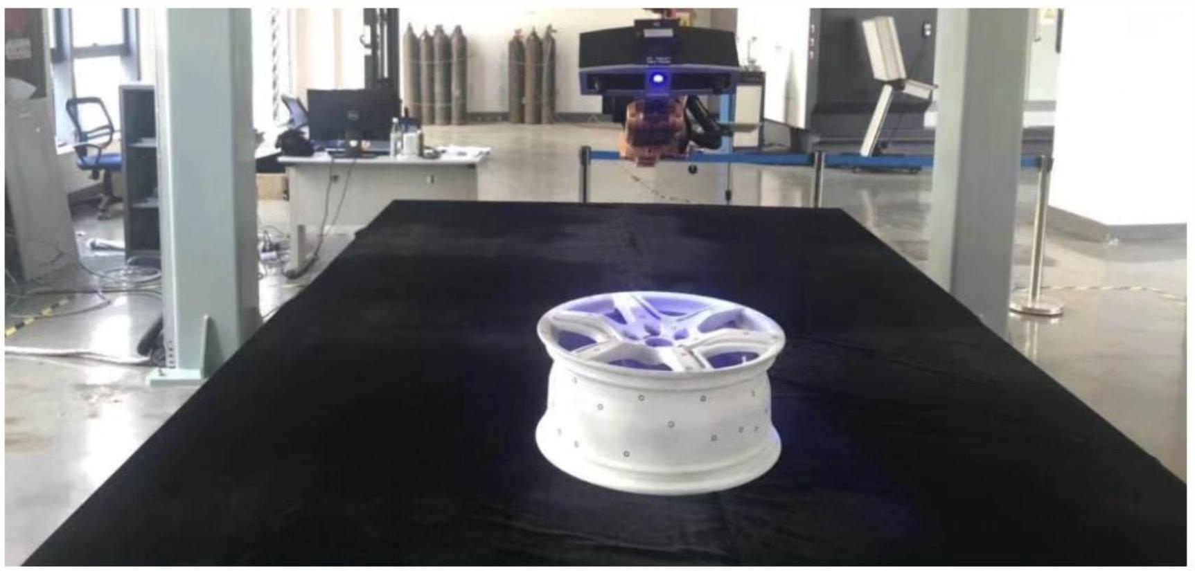 Máy quét 3D (MÁY SCAN 3D) chính xác cao đa năng cho nhiều sản phẩm LỚN - NHỎ. Đáp ứng nhu cầu sử dụng đa dạng cho công ty, doanh nghiệp, xưởng dịch vụ...