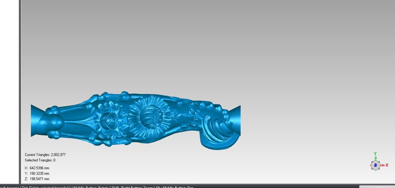 Câu chuyện thành công sử dụng máy quét 3D Einscan Pro tại Thành phố Hồ Chí Minh. Máy quét 3D Einscan Pro mang lại hiệu quả lớn trong vẽ mẫu, dựng 3D...