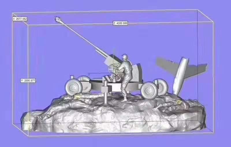 Tạo mẫu nhanh 3D mô hình ứng dụng công nghệ cao hoặc thủ công. Đều cần để sự truyền tải sự tả thực và truyền thần học trong từng sản phẩm. Đặc biệt việc tạo mẫu nhanh 3D tượng công giáo, tượng phật giáo và các sản phẩm ảnh tượng quà tặng. Sau quá trình tạo mẫu hoàn hảo, quá trình tiếp theo là làm khuôn silicon và sản xuất hàng loạt sản phẩm. Đáp ứng các nhu cầu về việc xử lý nguội, sơn màu, tượng/ sản phẩm không bị co rút trong quá trình sản xuất.