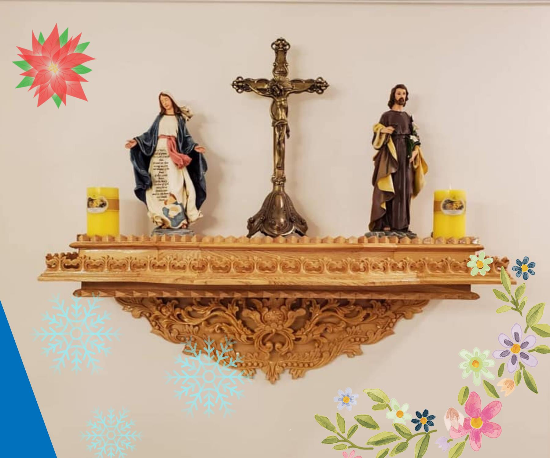 Ảnh Tượng Công Giáo và những Mẫu Bàn Thờ Chúa (Bàn Thờ Công Giáo - Bàn Thờ Thiên Chúa) được quan tâm nhiều nhất tại Việt Nam. Những Ảnh Tượng Công Giáo cổ điển, được sản xuất thủ công bằng đôi tay những người thợ lành nghề, những người nghệ nhân yêu nghề...